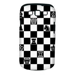 Chess Samsung Galaxy S Iii Classic Hardshell Case (pc+silicone) by Valentinaart