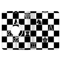 Chess Kindle Fire Hdx Flip 360 Case by Valentinaart