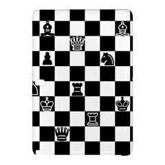 Chess Samsung Galaxy Tab Pro 10 1 Hardshell Case by Valentinaart