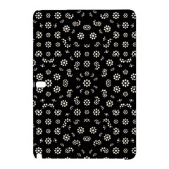 Dark Ditsy Floral Pattern Samsung Galaxy Tab Pro 12 2 Hardshell Case by dflcprints