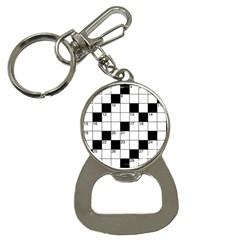 Crosswords  Button Necklaces by Valentinaart