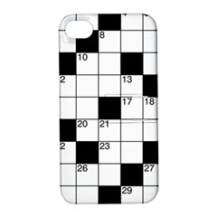 Crosswords  Apple Iphone 4/4s Hardshell Case With Stand by Valentinaart