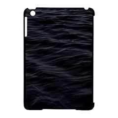 Dark Lake Ocean Pattern River Sea Apple Ipad Mini Hardshell Case (compatible With Smart Cover) by Simbadda