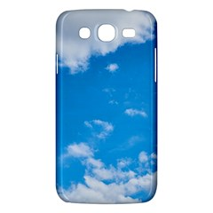 Sky Blue Clouds Nature Amazing Samsung Galaxy Mega 5 8 I9152 Hardshell Case  by Simbadda