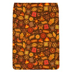 Pattern Background Ethnic Tribal Flap Covers (s)  by Simbadda