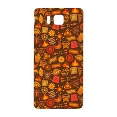 Pattern Background Ethnic Tribal Samsung Galaxy Alpha Hardshell Back Case by Simbadda