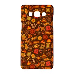 Pattern Background Ethnic Tribal Samsung Galaxy A5 Hardshell Case  by Simbadda