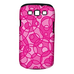 Pattern Samsung Galaxy S Iii Classic Hardshell Case (pc+silicone) by Valentinaart
