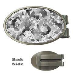 Camouflage Patterns  Money Clips (oval)  by Simbadda