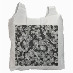 Camouflage Patterns  Recycle Bag (one Side) by Simbadda