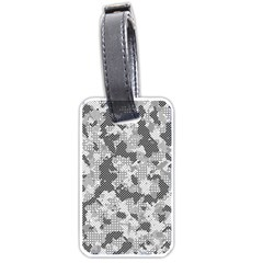 Camouflage Patterns  Luggage Tags (one Side)  by Simbadda