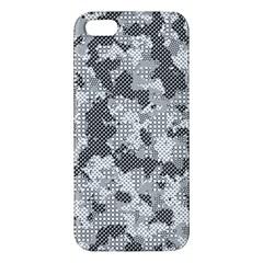 Camouflage Patterns  Iphone 5s/ Se Premium Hardshell Case by Simbadda