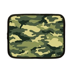 Camouflage Camo Pattern Netbook Case (small)  by Simbadda