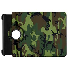 Military Camouflage Pattern Kindle Fire Hd 7  by Simbadda