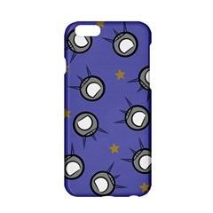 Rockets In The Blue Sky Surrounded Apple Iphone 6/6s Hardshell Case by Simbadda