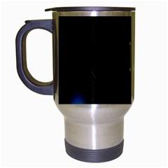 This Is An It Logo Travel Mug (silver Gray) by Simbadda