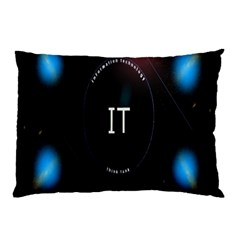 This Is An It Logo Pillow Case (two Sides) by Simbadda