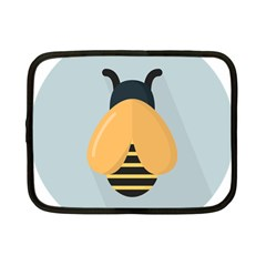 Animals Bee Wasp Black Yellow Fly Netbook Case (small)  by Alisyart