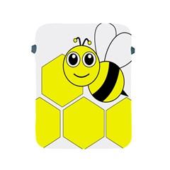Bee Wasp Yellow Apple Ipad 2/3/4 Protective Soft Cases by Alisyart