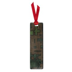 Circuit Board A Completely Seamless Background Design Small Book Marks by Simbadda