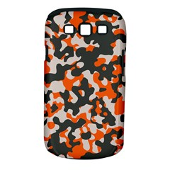 Camouflage Texture Patterns Samsung Galaxy S Iii Classic Hardshell Case (pc+silicone) by Simbadda