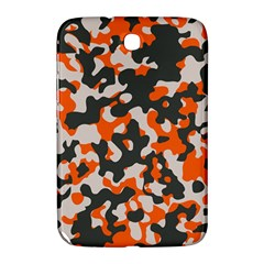 Camouflage Texture Patterns Samsung Galaxy Note 8 0 N5100 Hardshell Case  by Simbadda