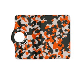 Camouflage Texture Patterns Kindle Fire Hd (2013) Flip 360 Case by Simbadda