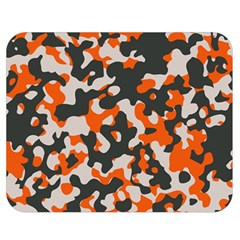 Camouflage Texture Patterns Double Sided Flano Blanket (medium)  by Simbadda