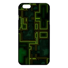 A Completely Seamless Background Design Circuit Board Iphone 6 Plus/6s Plus Tpu Case by Simbadda