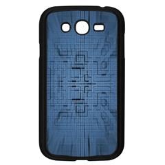 Zoom Digital Background Samsung Galaxy Grand Duos I9082 Case (black) by Simbadda