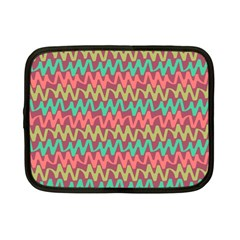 Abstract Seamless Abstract Background Pattern Netbook Case (small)  by Simbadda