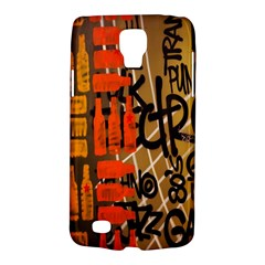 Graffiti Bottle Art Galaxy S4 Active by Simbadda