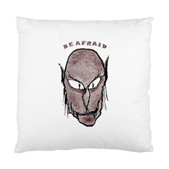 Scary Vampire Drawing Standard Cushion Case (one Side) by dflcprints