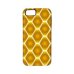 Snake Abstract Background Pattern Apple Iphone 5 Classic Hardshell Case (pc+silicone) by Simbadda