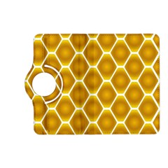 Snake Abstract Background Pattern Kindle Fire Hd (2013) Flip 360 Case by Simbadda