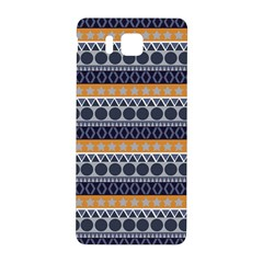 Seamless Abstract Elegant Background Pattern Samsung Galaxy Alpha Hardshell Back Case by Simbadda