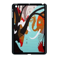 Colorful Graffiti In Amsterdam Apple Ipad Mini Case (black) by Simbadda