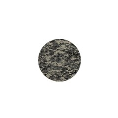 Us Army Digital Camouflage Pattern 1  Mini Buttons by Simbadda