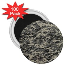 Us Army Digital Camouflage Pattern 2 25  Magnets (100 Pack)  by Simbadda