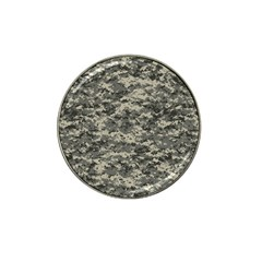 Us Army Digital Camouflage Pattern Hat Clip Ball Marker by Simbadda
