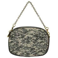 Us Army Digital Camouflage Pattern Chain Purses (one Side)  by Simbadda