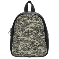 Us Army Digital Camouflage Pattern School Bags (small)  by Simbadda