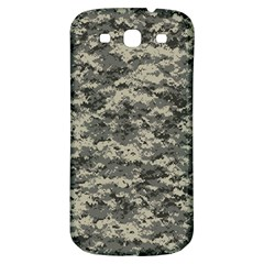 Us Army Digital Camouflage Pattern Samsung Galaxy S3 S Iii Classic Hardshell Back Case by Simbadda