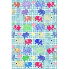Cute Elephants  5 5  X 8 5  Notebooks by Valentinaart