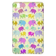Cute Elephants  Samsung Galaxy Tab Pro 8 4 Hardshell Case by Valentinaart