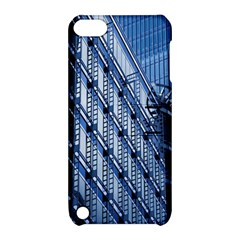 Building Architectural Background Apple Ipod Touch 5 Hardshell Case With Stand by Simbadda