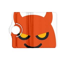 Devil Kindle Fire Hd (2013) Flip 360 Case by Alisyart