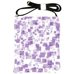 Pattern Shoulder Sling Bags by Valentinaart