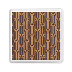 Chains Abstract Seamless Memory Card Reader (square)  by Simbadda