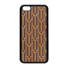 Chains Abstract Seamless Apple Iphone 5c Seamless Case (black) by Simbadda